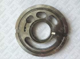 Распределительная плита для гусеничный экскаватор CASE CX230B (LJ014500, LJ014490)