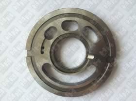 Распределительная плита для гусеничный экскаватор CASE CX370 (LJ017450, LJ017460)