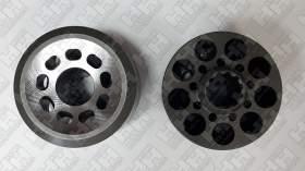 Блок поршней для гусеничный экскаватор DAEWOO-DOOSAN S155LC-V (704212-PH, 704237-PH)