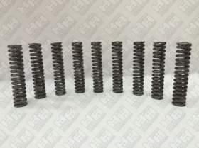 Комплект пружинок (9шт.) для экскаватор гусеничный DAEWOO-DOOSAN S400 LC-V (129989)
