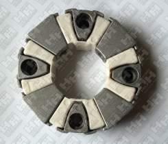 Эластичное соединение (демпфер) для экскаватор колесный HITACHI ZX190W-3 (4641504, 4700170, 4671573, FYB00000114, 4463992, 4702172, 4687331, TH4463992)
