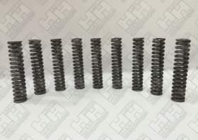 Комплект пружин (1 компл./9 шт.) для гусеничный экскаватор HITACHI ZX470-3 (0818511)