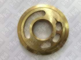 Распределительная плита для гусеничный экскаватор HYUNDAI R110-7 (XJBN-00413, XJBN-00412)