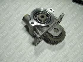 PTO BOX для колесный экскаватор HYUNDAI R170W-7A (XJBN-00926, XJBN-00828)