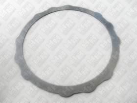 Пластина сепаратора (1 компл./4 шт.) для колесный экскаватор HYUNDAI R170W-7A (XKAH-00125, XKAY-00538)