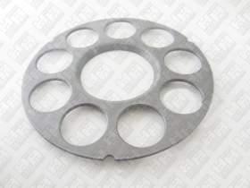 Прижимная пластина для колесный экскаватор HYUNDAI R170W-7A (XKAH-00152, XKAY-00534)