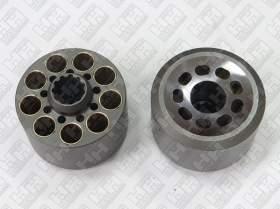 Блок поршней для колесный экскаватор HYUNDAI R170W-7 (XJBN-00807, XJBN-00798, XJBN-00799)