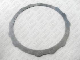 Пластина сепаратора (1 компл./4 шт.) для колесный экскаватор HYUNDAI R170W-7 (XKAH-00125, XKAY-00538)