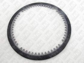 Фрикционная пластина (1 компл./3 шт.) для колесный экскаватор HYUNDAI R170W-7 (XKAH-00549, XKAY-00537)