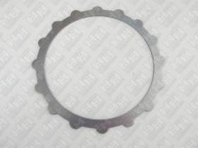 Пластина сепаратора для гусеничный экскаватор HYUNDAI R180LC-9 (XKAY-00538, 39Q6-41370)