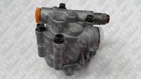 Шестеренчатый насос для колесный экскаватор HYUNDAI R200W-7 (XJBN-00841)