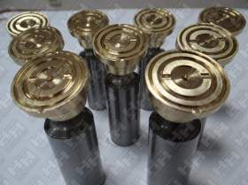 Комплект поршней (9шт.) для экскаватор гусеничный HYUNDAI R210LC-9 (XJBN-01032, XJBN-01214, XJBN-01212)