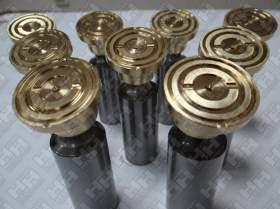 Комплект поршней (9шт.) для экскаватор гусеничный HYUNDAI R210NLC-7 (XJBN-00060, XJBN-00061, XJBN-00062)