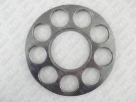 Прижимная пластина для гусеничный экскаватор HYUNDAI R210NLC-9 (XKAY-00534, 39Q6-11210)