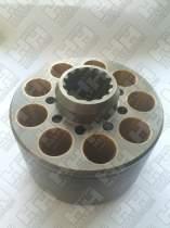 Блок поршней для гусеничный экскаватор HYUNDAI R250LC-7 (XJBN-00067, XJBN-00063, XJBN-00066)