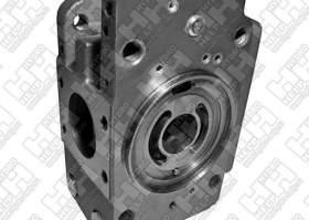 Центральная (распределительная) секция гидронасоса для колесный экскаватор JCB JS160W ()