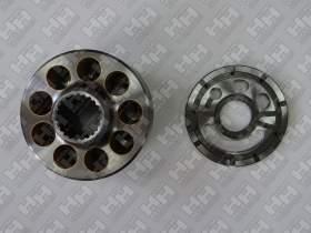 Блок поршней c распределительной плитой для экскаватор гусеничный KOMATSU PC200-6 (708-2L-04141)