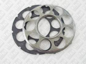 Прижимная пластина, пружина для гусеничный экскаватор VOLVO EC250D (VOE14596317, VOE14596318)